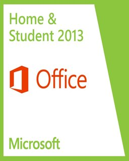 Microsoft Office 2013 Home and Student krabice