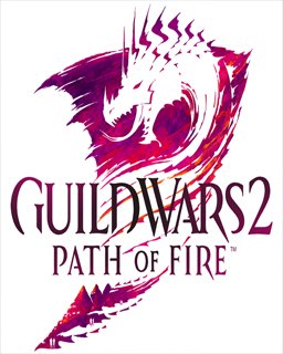 Guild Wars 2 Path of Fire krabice