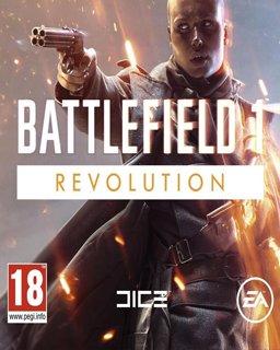 Battlefield 1 Revolution Edition krabice