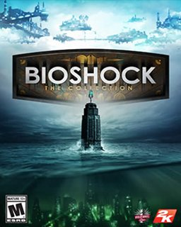 BioShock The Collection krabice