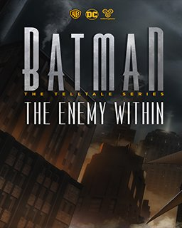 Batman The Telltale Series The Enemy Within krabice