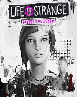 Life is Strange Before the Storm krabice