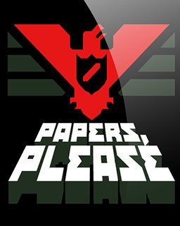 Papers Please krabice