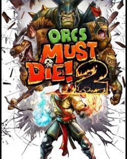 Orcs Must Die! 2 krabice