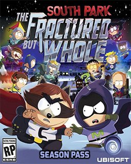 South Park The Fractured But Whole Season Pass krabice