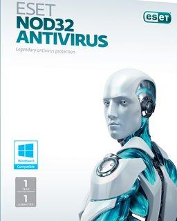 Eset NOD32 Antivirus 1lic, 1 rok