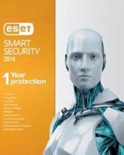 ESET Smart Security 3lic.  rok krabice