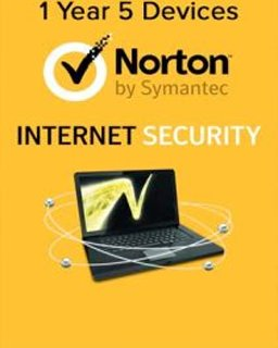 Norton Security Deluxe 5lic. 1 rok