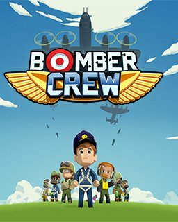 Bomber Crew krabice