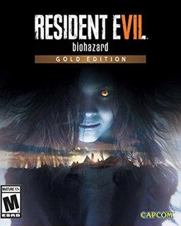 Resident Evil 7 Gold Edition krabice