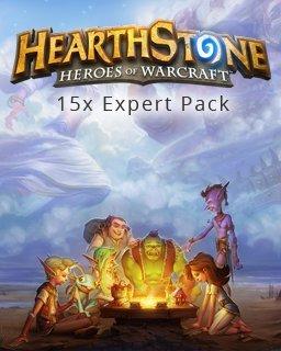 15x Hearthstone Classic Pack krabice