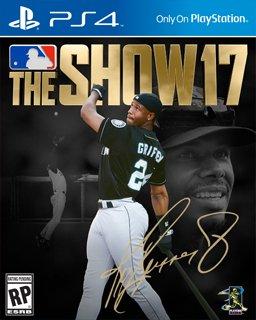 MLB The Show 17 krabice