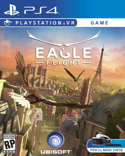 Eagle Flight krabice