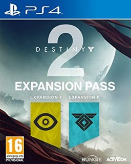 Destiny 2 Expansion Pass krabice