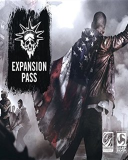 Homefront The Revolution Expansion Pass krabice