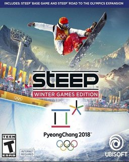 Steep Winter Games Edition krabice