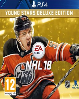 NHL 18 Young Stars Deluxe Edition krabice