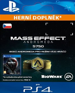 Mass Effect Andromeda 5750 Points krabice