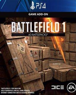 Battlefield 1 40x Battlepacks krabice