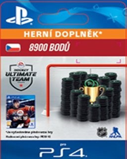 NHL 18 8900 Ultimate Points