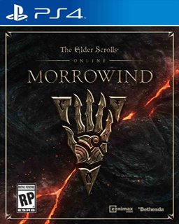 The Elder Scrolls Online Morrowind Collectors Edition krabice