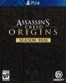 Assassins Creed Origins Season Pass krabice