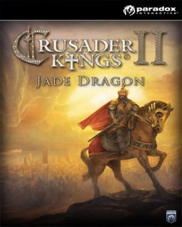 Crusader Kings II Jade Dragon krabice