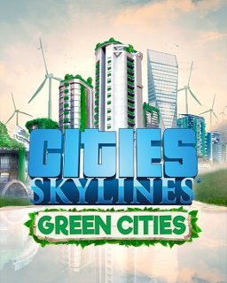 Cities Skylines Green Cities krabice