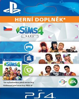 The Sims 4 Bundle krabice