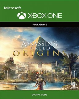 Assassins Creed Origins Xbox One krabice