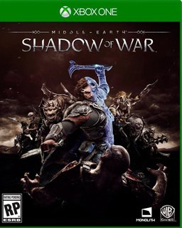 Middle-Earth Shadow of War Xbox One krabice