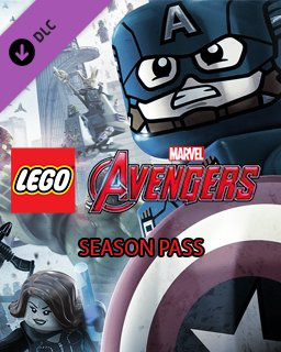LEGO MARVEL Avengers Season Pass