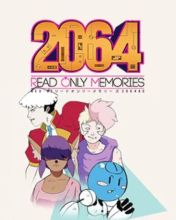2064 Read Only Memories krabice