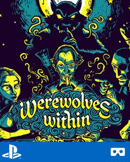 Werewolves Within VR