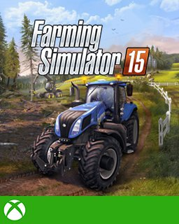 Farming Simulator 15 Xbox One krabice