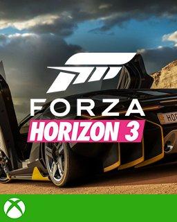 Forza Horizon 3 Xbox One krabice