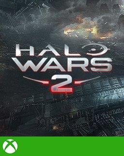 Halo Wars 2 Xbox One krabice