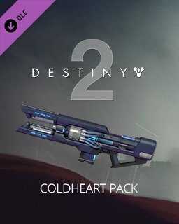 Destiny 2 Coldheart Pack krabice