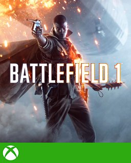 Battlefield 1 Xbox One krabice