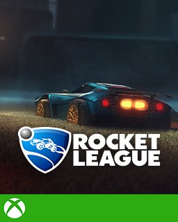 Rocket League Xbox One krabice