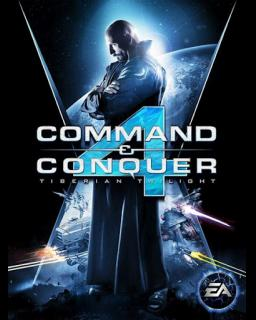 Command and Conquer 4 Tiberian Twilight krabice