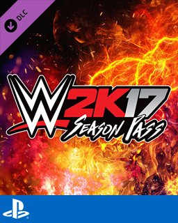 WWE 2K17 Season Pass krabice
