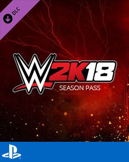 WWE 2K18 Season Pass krabice