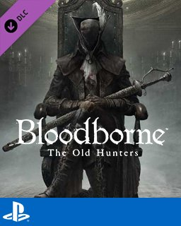 Bloodborne The Old Hunters krabice