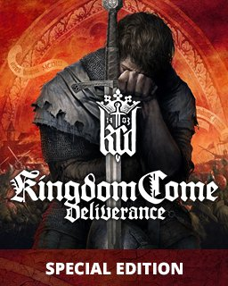 Kingdom Come Deliverance Special Edition krabice