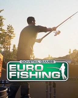 Dovetail Games Euro Fishing krabice