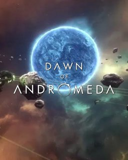 Dawn of Andromeda krabice
