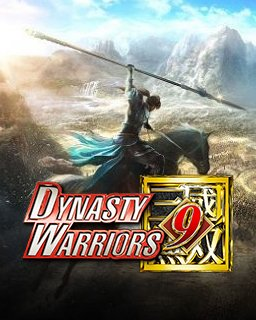 Dynasty Warriors 9 krabice