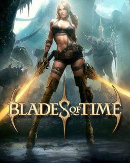 Blades of Time Limited Edition krabice