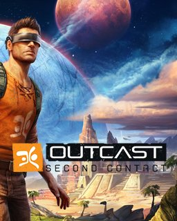 Outcast - Second Contact krabice